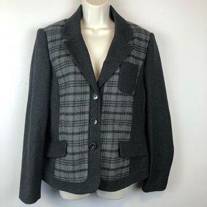 Tommy Hilfiger wool blend blazer XL